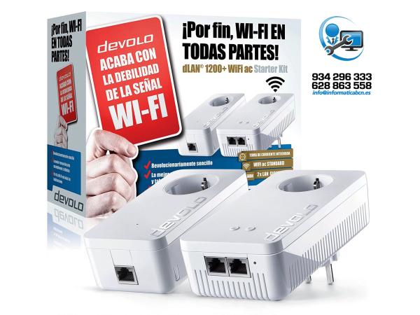 Mejorar Wifi en Barcelona
