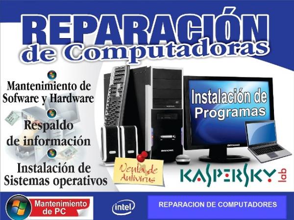 Reparar Ordenador en Barcelona